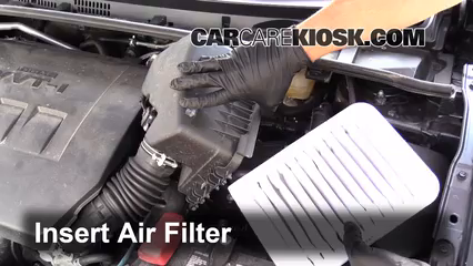 2014-2019 Toyota Corolla Engine Air Filter Check - 2014