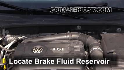Adding Brake Fluid >> Add Brake Fluid 2012 2019 Volkswagen Passat 2014
