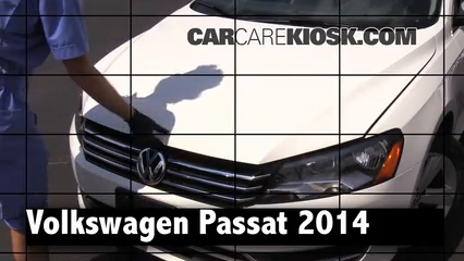 2014 Volkswagen Passat SEL Premium 1.8L 4 Cyl. Sedan (4 Door) Review