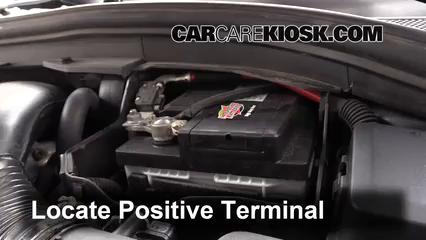 Volvo Xc T L Cyl Turbo Fbattery Locate Part