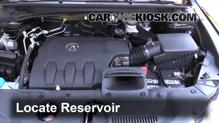 2014 Acura RDX 3.5L V6 Líquido limpiaparabrisas