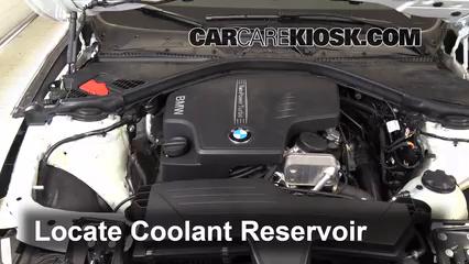 2014 BMW 320i 2.0L 4 Cyl. Turbo Hoses Fix Leaks