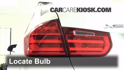 2014 BMW 320i 2.0L 4 Cyl. Turbo Lights