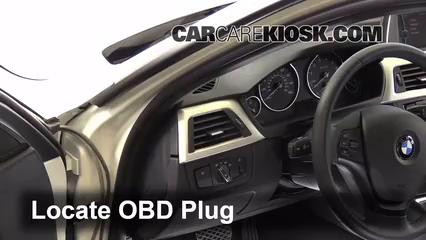 2014 BMW 320i 2.0L 4 Cyl. Turbo Check Engine Light