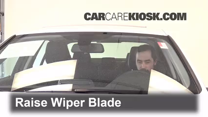 2014 BMW 320i 2.0L 4 Cyl. Turbo Windshield Wiper Blade (Front) Replace Wiper Blades