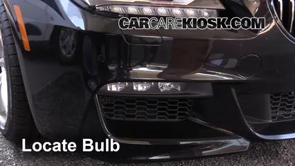 2014 BMW 650i xDrive Gran Coupe 4.4L V8 Turbo Luces Luz de niebla (reemplazar foco)