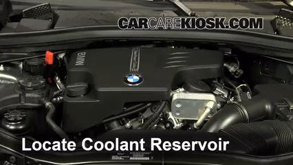 2014 BMW X1 xDrive28i 2.0L 4 Cyl. Turbo Antigel (Liquide de Refroidissement)