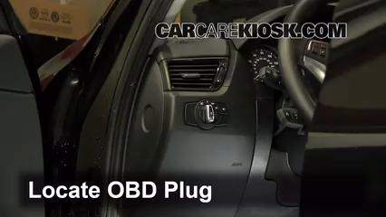 2014 BMW X1 xDrive28i 2.0L 4 Cyl. Turbo Lumière « Check engine » du moteur