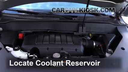 2014 Buick Enclave 3.6L V6 Coolant (Antifreeze)