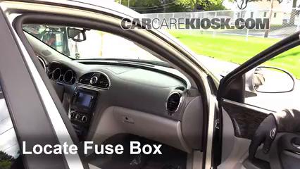 2014 Buick Enclave 3.6L V6 Fuse (Interior)