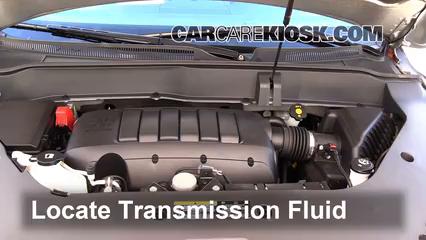 2014 Buick Enclave 3.6L V6 Transmission Fluid
