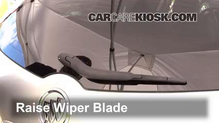 2014 Buick Enclave 3.6L V6 Windshield Wiper Blade (Rear)