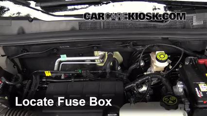 2014 Buick Encore 1.4L 4 Cyl. Turbo Fusible (motor)