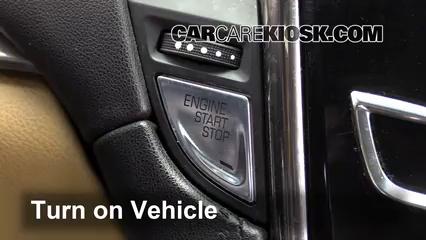 2014 Cadillac ATS 2.0L 4 Cyl. Turbo Bluetooth Par Teléfono