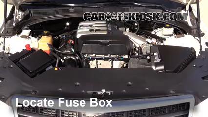 2014 Cadillac ATS 2.0L 4 Cyl. Turbo Fuse (Engine)