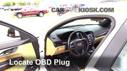 2014 Cadillac ATS 2.0L 4 Cyl. Turbo Check Engine Light