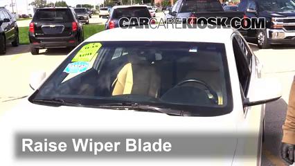 2014 Cadillac ATS 2.0L 4 Cyl. Turbo Windshield Wiper Blade (Front)