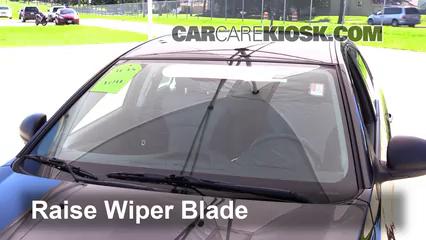 2014 Chevrolet Cruze LS 1.8L 4 Cyl. Sedan (4 Door) Windshield Wiper Blade (Front)