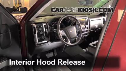 2014 Chevrolet Silverado 1500 LT 5.3L V8 FlexFuel Crew Cab Pickup Belts