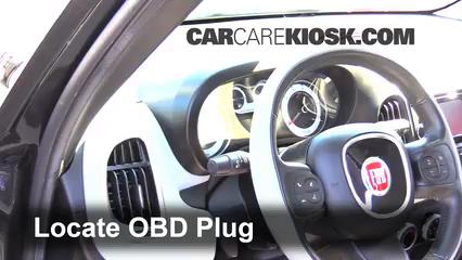 2014 Fiat 500L 1.4L 4 Cyl. Turbo Lumière « Check engine » du moteur