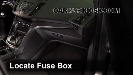 2014 Ford Escape S 2.5L 4 Cyl. Fuse (Interior)