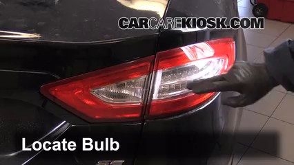 2014 Ford Fusion SE 2.5L 4 Cyl. Lights