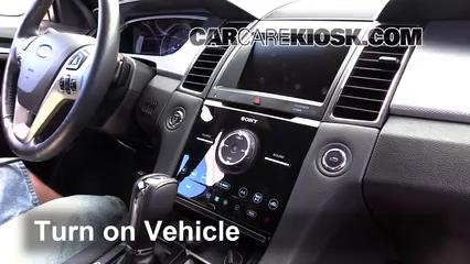 2014 Ford Taurus SHO 3.5L V6 Turbo Bluetooth