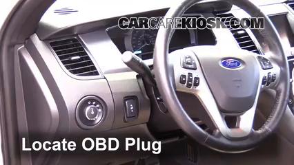 2014 Ford Taurus SHO 3.5L V6 Turbo Check Engine Light