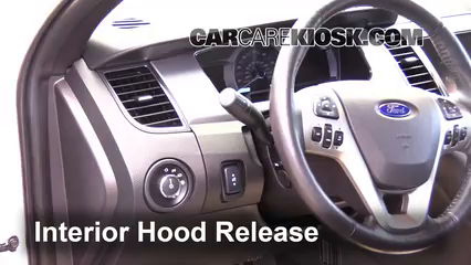 2014 Ford Taurus SHO 3.5L V6 Turbo Belts