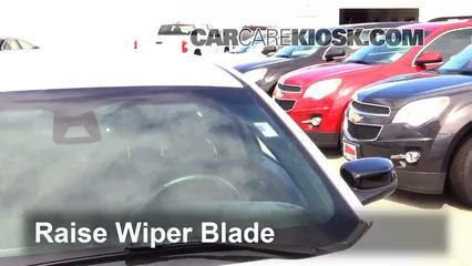 2014 Ford Taurus SHO 3.5L V6 Turbo Windshield Wiper Blade (Front)