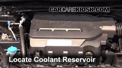 2014 Honda Accord EX-L 3.5L V6 Sedan Antigel (Liquide de Refroidissement)