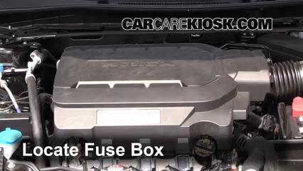 2014 Honda Accord EX-L 3.5L V6 Sedan Fusible (moteur)