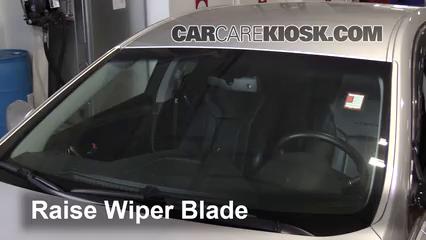 2014 Hyundai Azera Limited 3.3L V6 Escobillas de limpiaparabrisas delantero