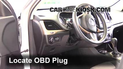 2014 Jeep Cherokee Latitude 3.2L V6 Check Engine Light
