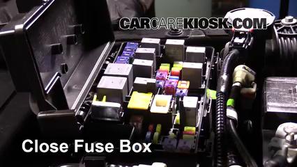 Interior Fuse Box Location: 2007-2017 Jeep Wrangler - 2014 Jeep Wrangler  Sport 3.6L V6 | 2014 Wrangler Fuse Box |  | CarCareKiosk