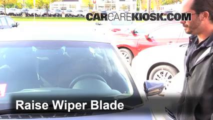 2014 Kia Forte LX 1.8L 4 Cyl. Windshield Wiper Blade (Front)