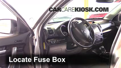 2014 Kia Sorento EX 3.3L V6 Fuse (Interior)