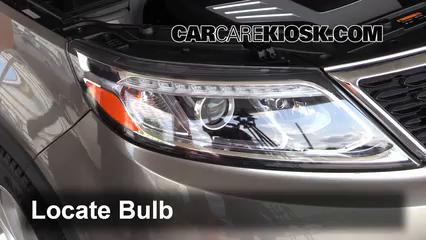 Interior Fuse Box Location 2014 2015 Kia Sorento 2014 Kia Sorento Ex 3 3l V6