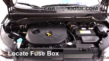2014 Kia Soul ! 2.0L 4 Cyl. Fuse (Engine)