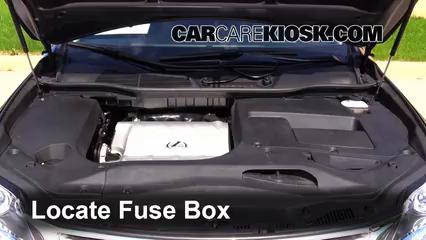 2014 Lexus RX350 3.5L V6 Fuse (Engine)