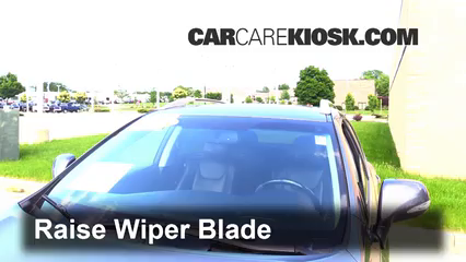 2014 Lexus RX350 3.5L V6 Windshield Wiper Blade (Front)