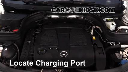 2014 Mercedes-Benz GLK350 4Matic 3.5L V6 Air Conditioner