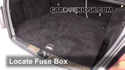 2014 Mercedes-Benz GLK350 4Matic 3.5L V6 Fuse (Interior)