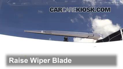 2014 Mercedes-Benz GLK350 4Matic 3.5L V6 Windshield Wiper Blade (Rear)