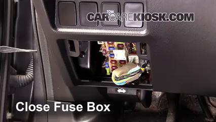 Interior Fuse Box Location: 2013-2019 Nissan Pathfinder - 2014 Nissan  Pathfinder SL 3.5L V6 | 2014 Pathfinder Fuse Box |  | CarCareKiosk