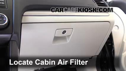 2014 Subaru XV Crosstrek Limited 2.0L 4 Cyl. Air Filter (Cabin)