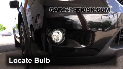2014 Subaru XV Crosstrek Limited 2.0L 4 Cyl. Luces Luz de niebla (reemplazar foco)