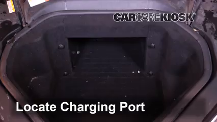 2014 Tesla S Electric Air Conditioner