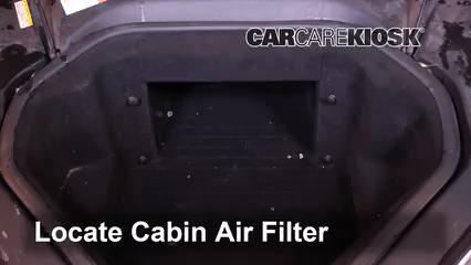 2014 Tesla S Electric Air Filter (Cabin)