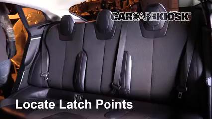 2014 Tesla S Electric Car Seats